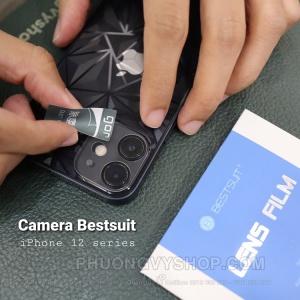 Dán camera iPhone 12 mini - hiệu Bestsuit